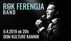 Koncert Rok Ferengja & Rok'n'band